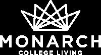 Monarch College Living Logo